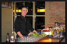 Barcatering Barkeeper & erfahrenes Service-Personal